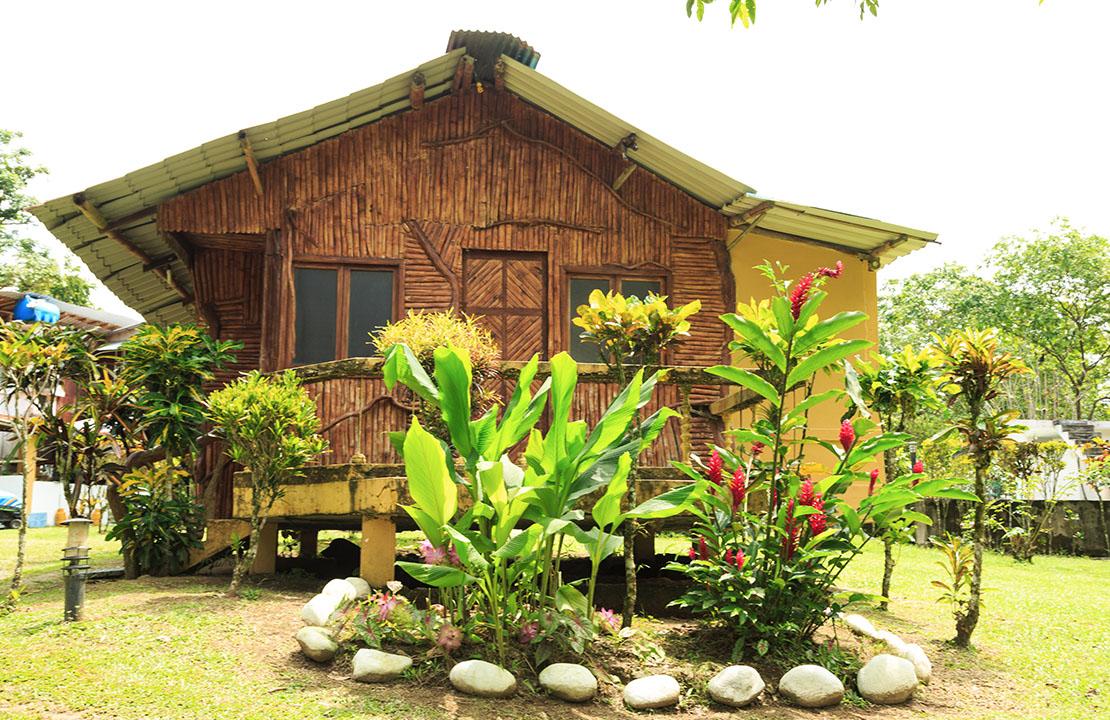 Hosteria la Isla - Un lugar maravilloso en el medio del bosque tropical de Puerto Quito